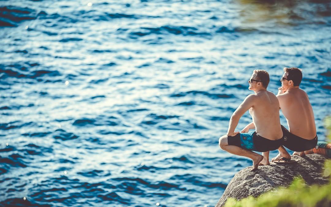 Le migliori spiagge a Lecco