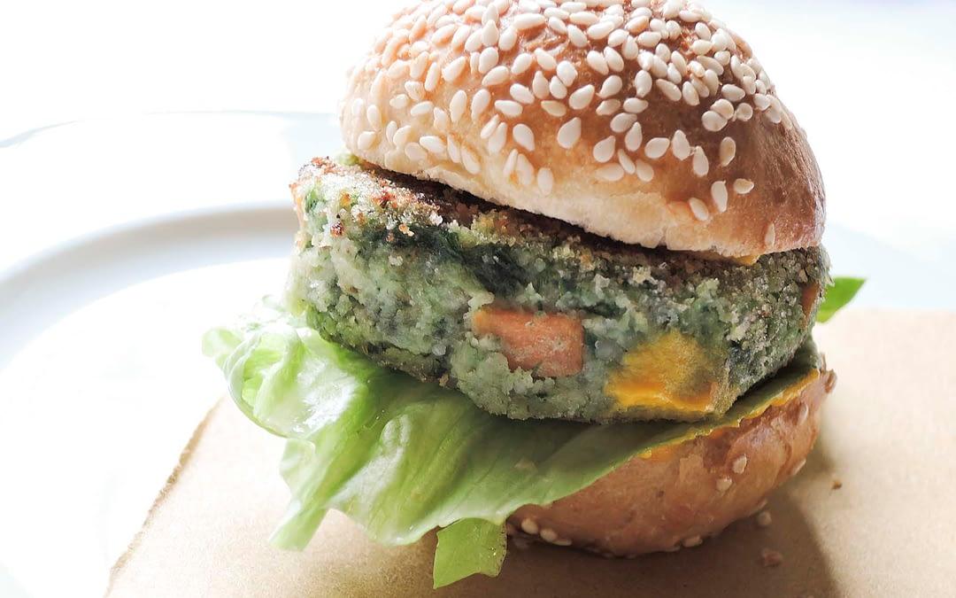 Burger vegetariani