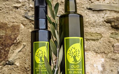 Olio extra vergine d'oliva del Ronco