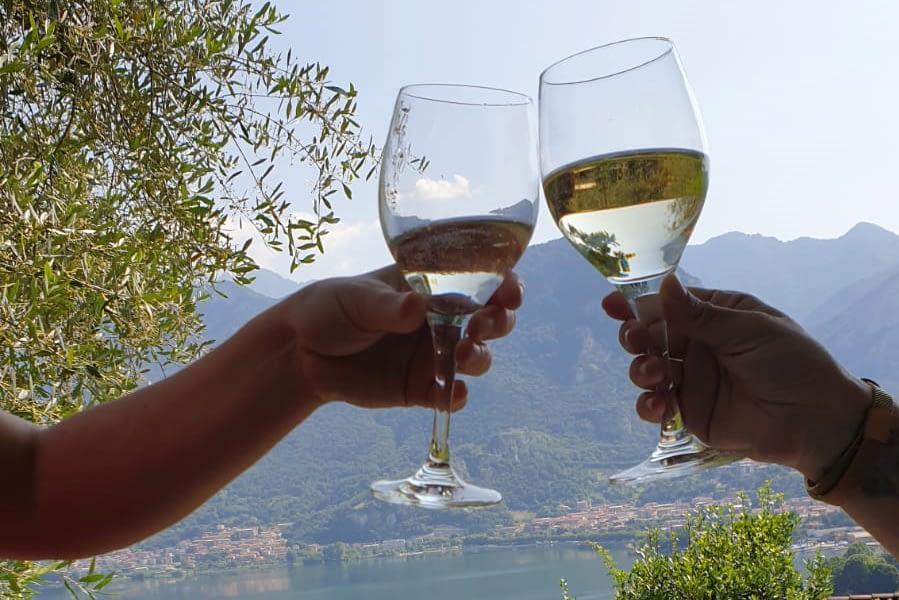 mangiare sul Lago di Como